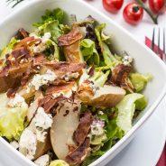 3 recetas fáciles de ensalada cesar