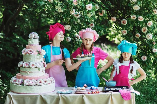 El prestigioso pastel de bodas