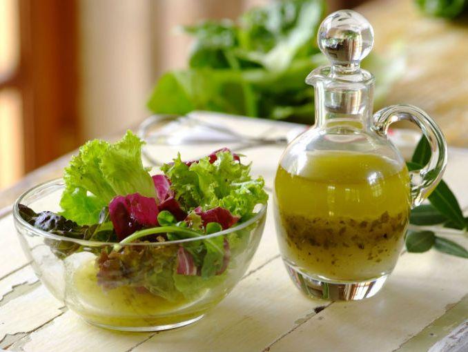 Aderezos y salsas saludables para comidas